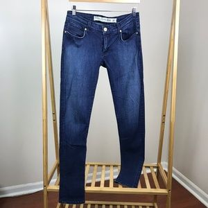 Barbell • Slim Athletic Fit Jeans Blue Fade 30